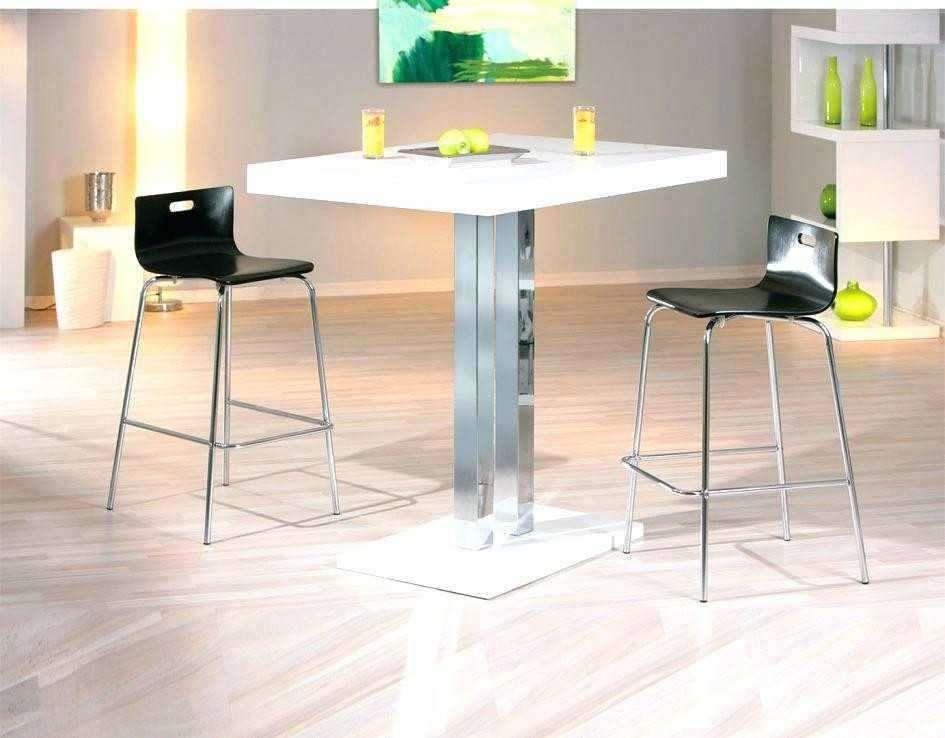 Table De Cuisine Haute Ikea Di 2020 Minimalis