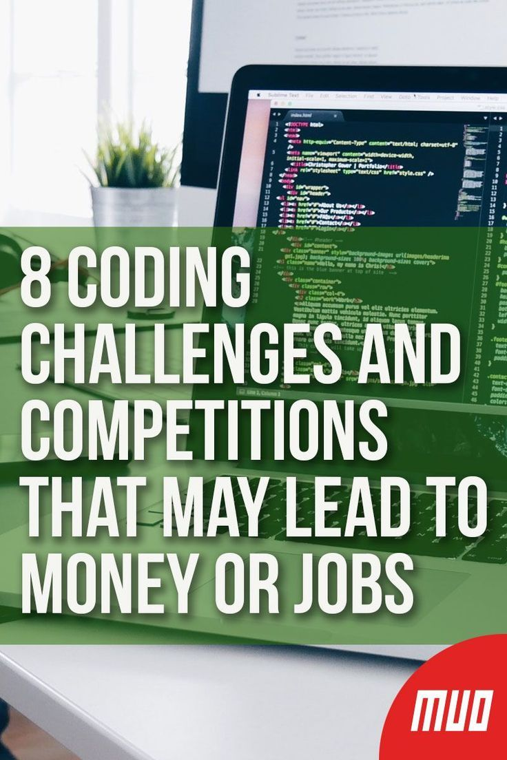 8 Coding Challenges and Competitions That May Lead to
