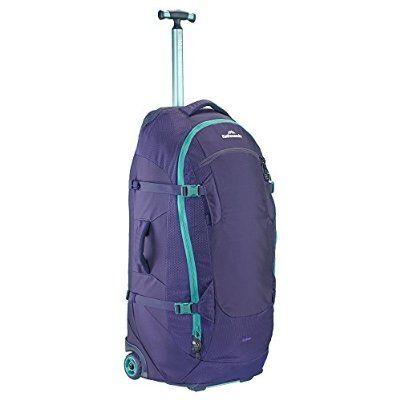 Kathmandu Hybrid 70l Backpack Harness Wheeled Luggage Trolley V3 70ltr Backpacks Luggage Trolley Luggage