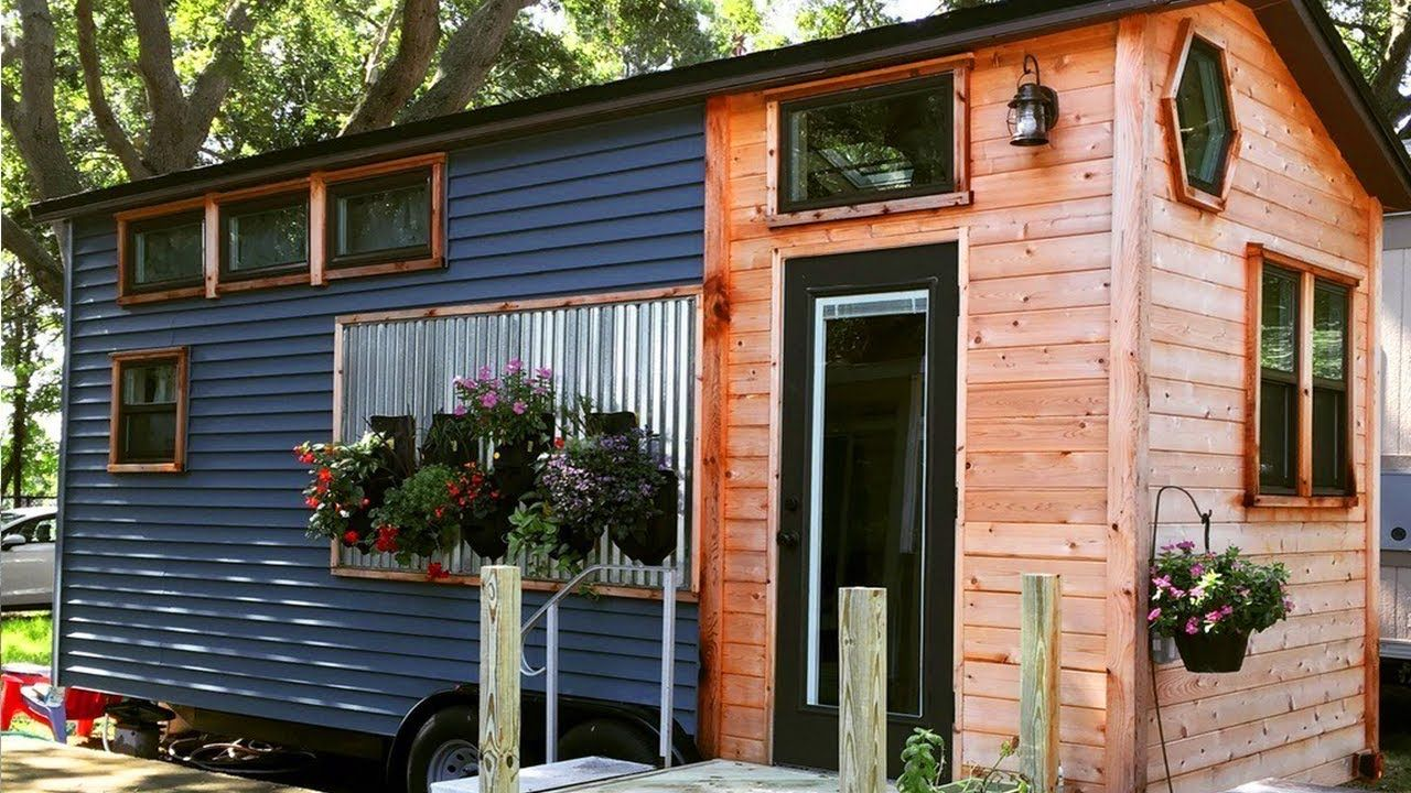 St petersburg tiny house featured on hgtv tiny house design ideas