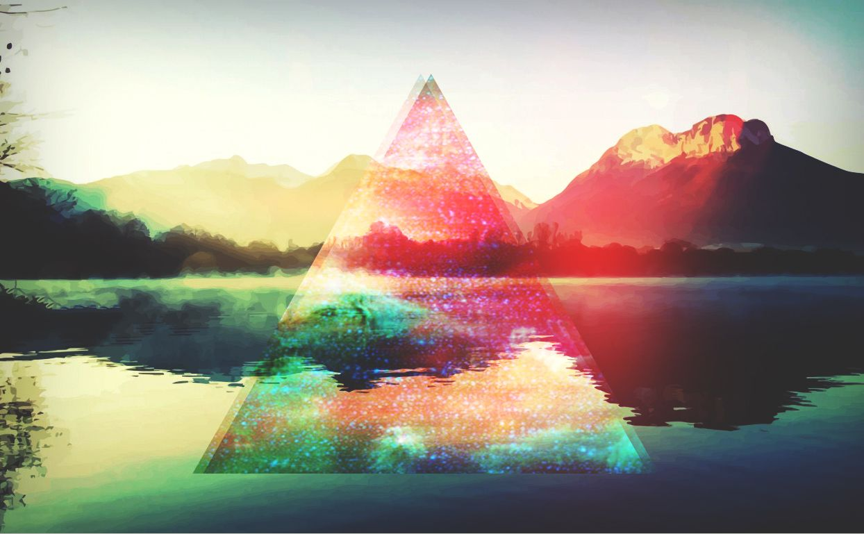 Image Result For Hipster Wallpaper Hipster Triangle