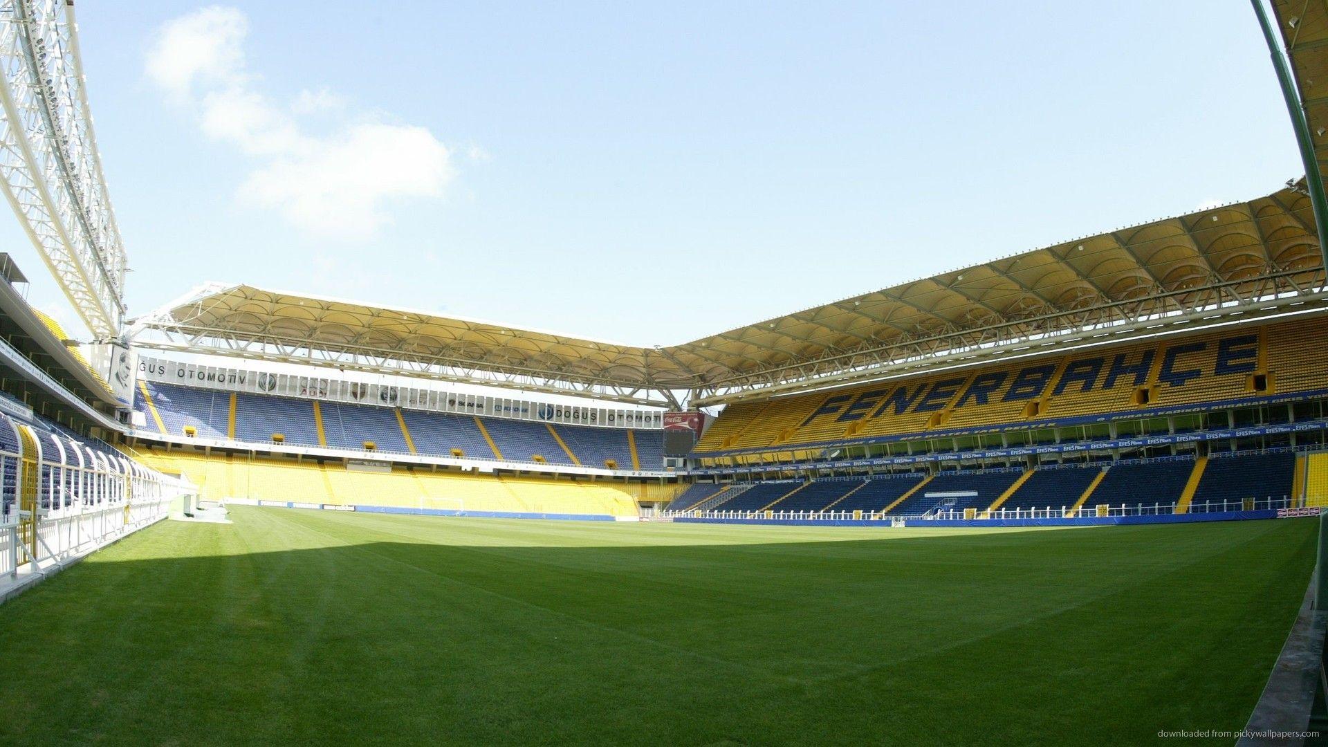 Fenerbahce Stadium. Wallpaper. Estadio De Fútbol
