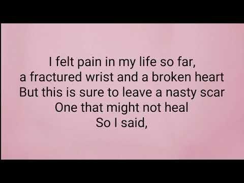 Alec Benjamin - Worst day of my life (demo)(lyrics ...