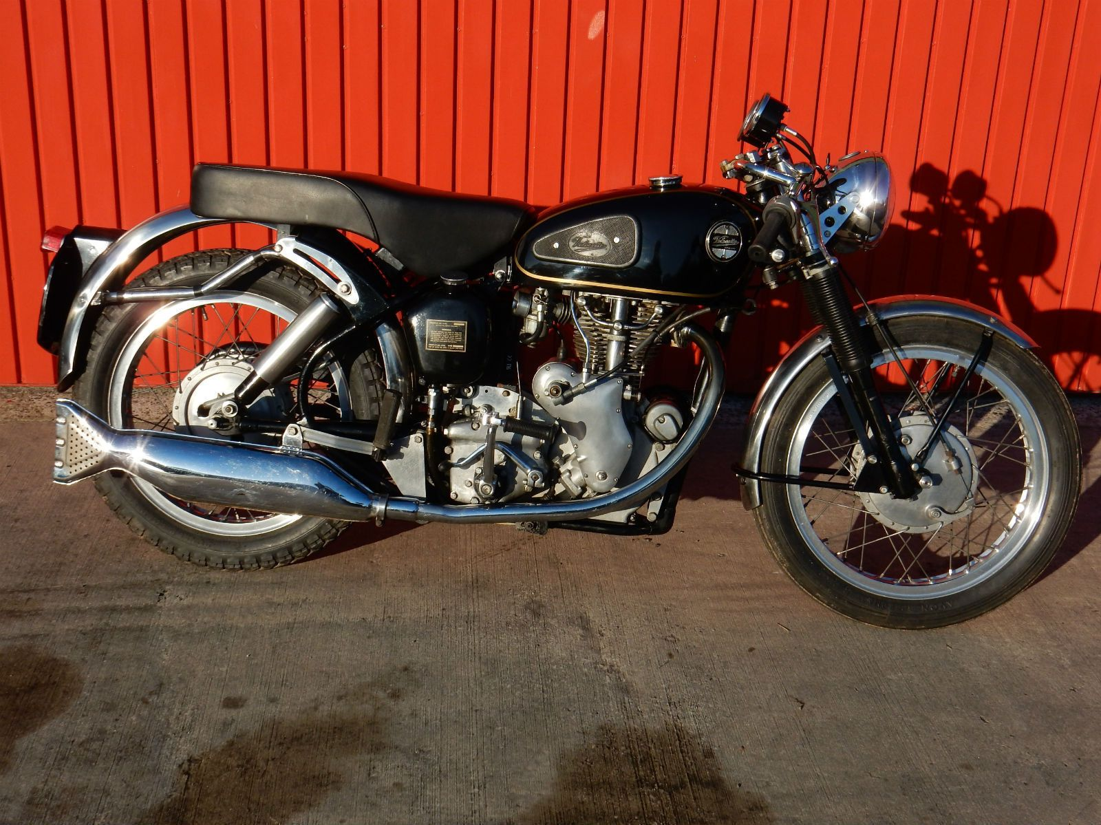 Velocette Viper Clubman Spec 350cc 1959 Historic Free Tax Mot