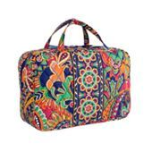 VB Grand Cosmetic in Venetian Paisley...I think I'd use it as a lunch bag or tech bag.