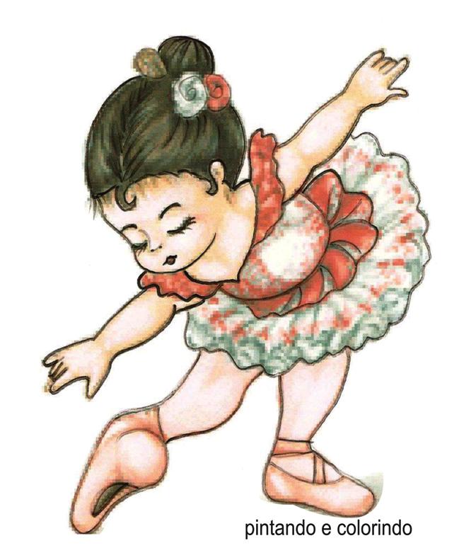 bailarina desenho colorida png 649 791 desenhos p pintar
