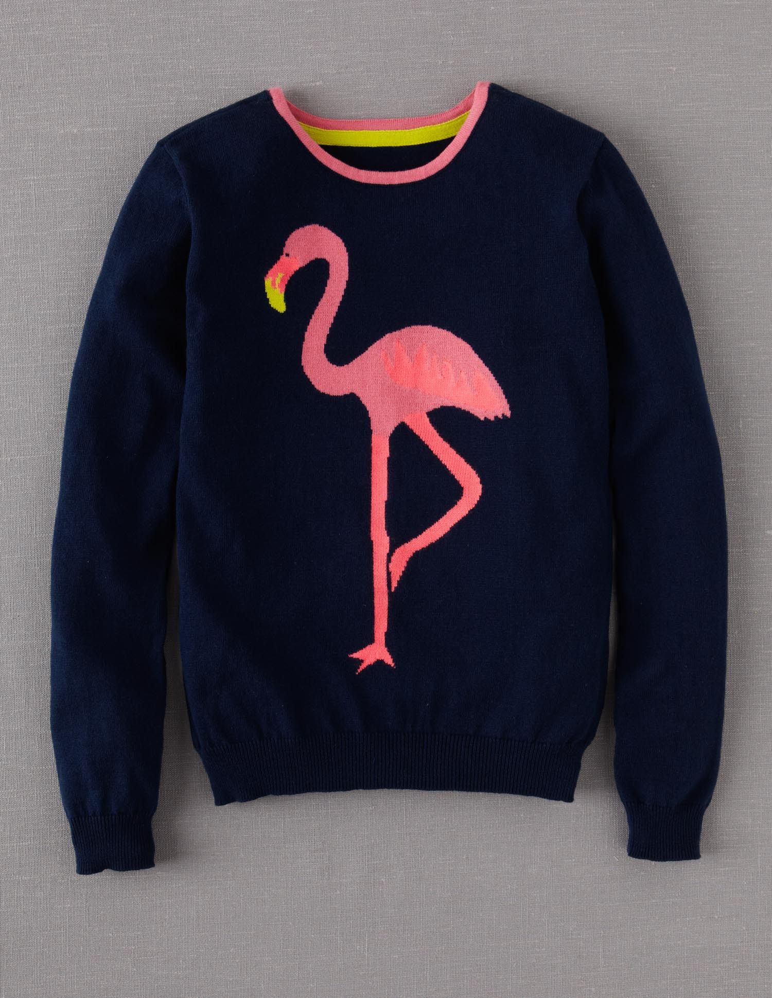 004e2ad409b Boden flamingo sweater. I think I need this for Florida s sake ...