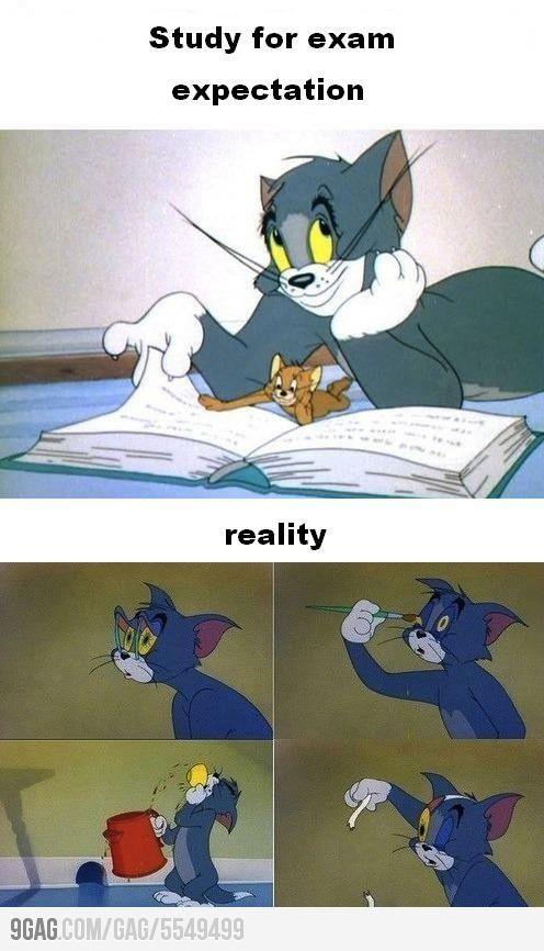 Study for exam