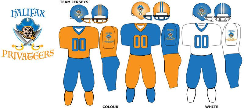 163c4e46ed880 Image result for Halifax CFL franchise   Canada Pro Football ...