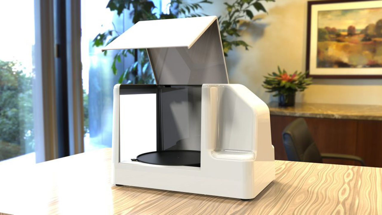 Cadscan 3d The Easy To Use Low Cost 3d Scanner Designed For