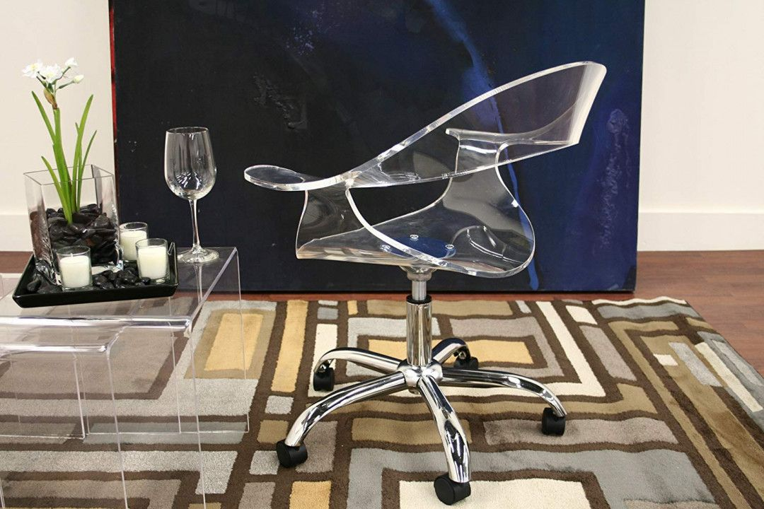 Incroyable Ghost Desk Chair   Ideas For Decorating A Desk Check More At Http://