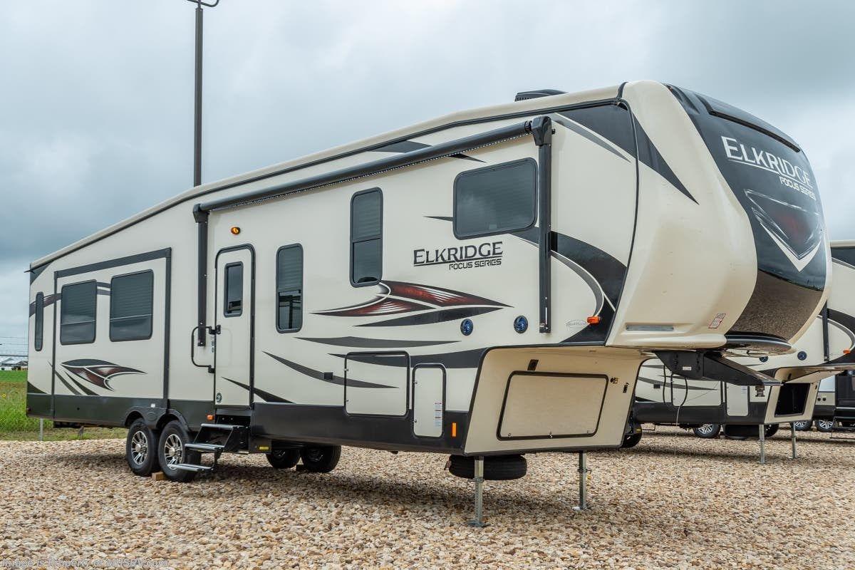 2019 Heartland Elkridge Focus 360mb Bunk Model Rv W Sofa Recliner 2 A Cs On Rvusa Elkridge Rv Heartland Rv