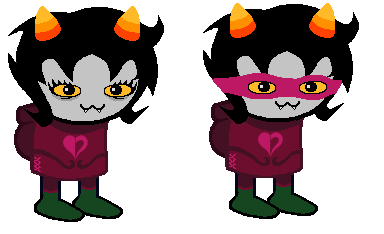 We Are All Free, Can I get a Nepeta god tier sprite edit ... Homestuck God Tier Edit