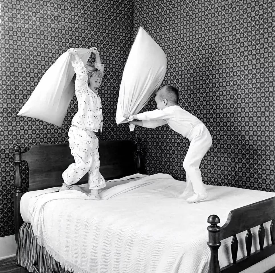 приватному бой подушками фото выходные баре проводятся