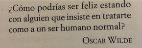 Frases -Oscar Wilde