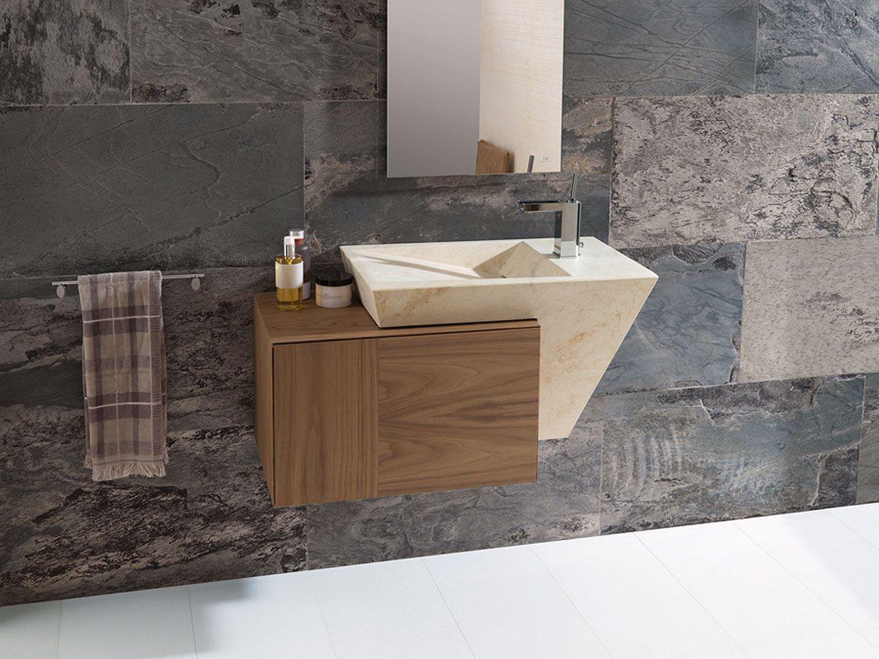 Zen Crema Italia Bioprot Warm by Porcelanosa | Dormitorio con baños ...