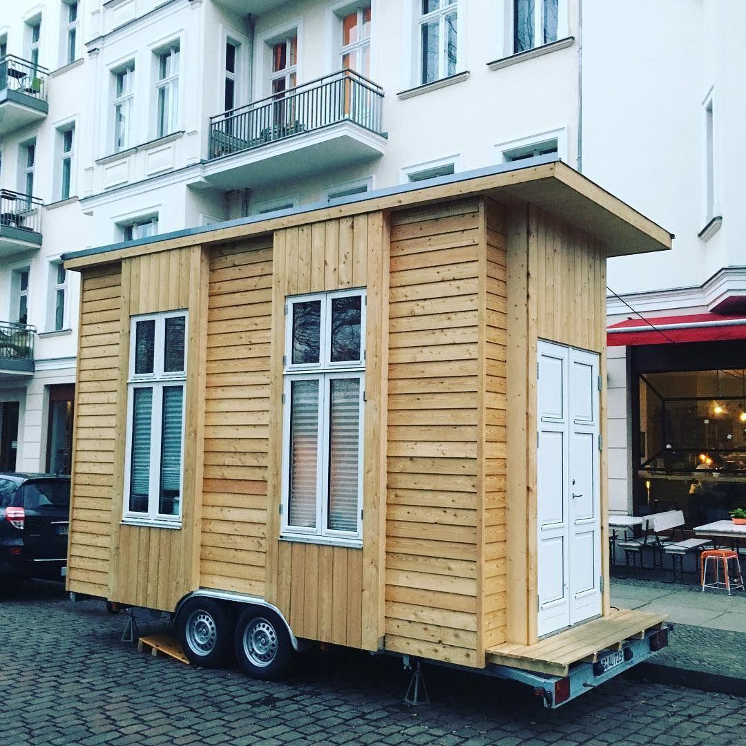 Tinyhouse alarm in berlin kreuzberg wir besichtigen for Wohnen auf kleinem raum