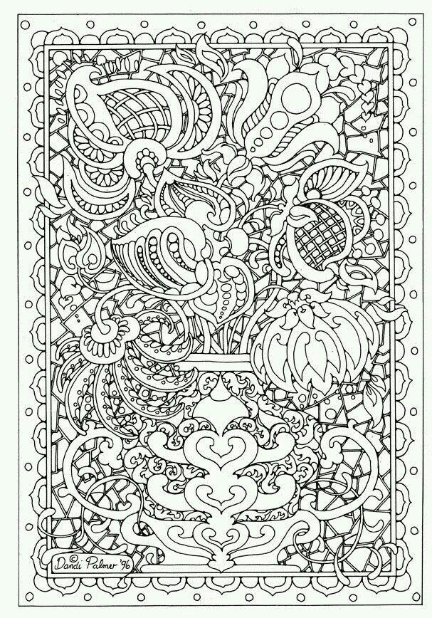 arTErapia | Colouring for adults | Pinterest | Libros para colorear ...