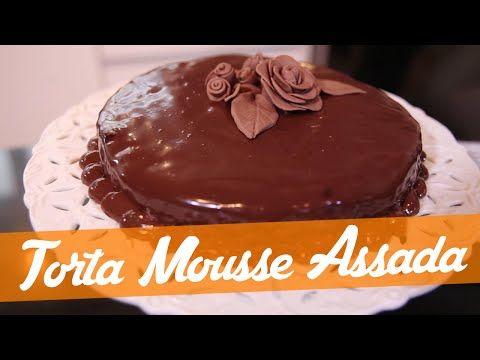 Carol Fiorentino Ensina A Fazer A Torta De Mousse Assada Do Bake