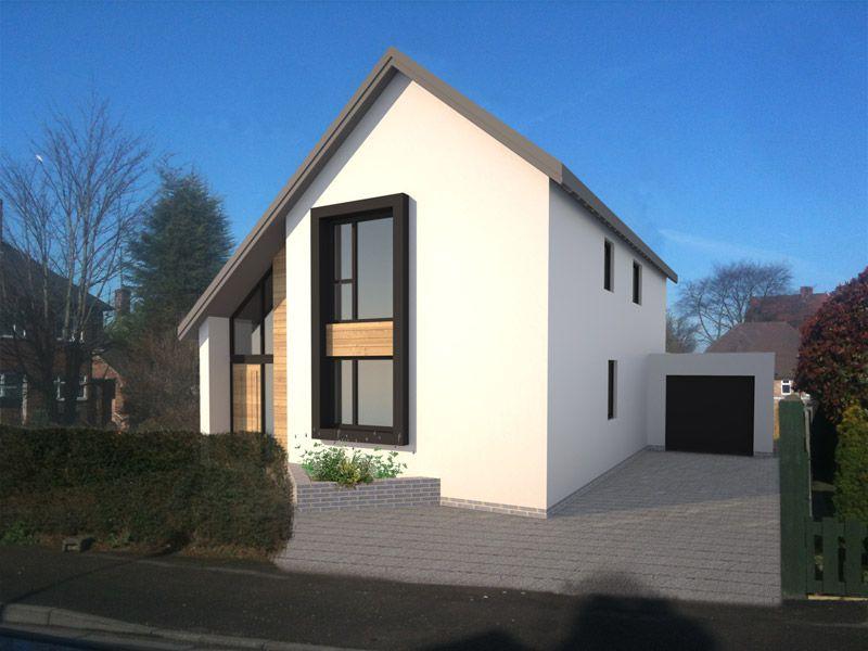 Pin van kieran cunningham op house ideas pinterest huizen gevel