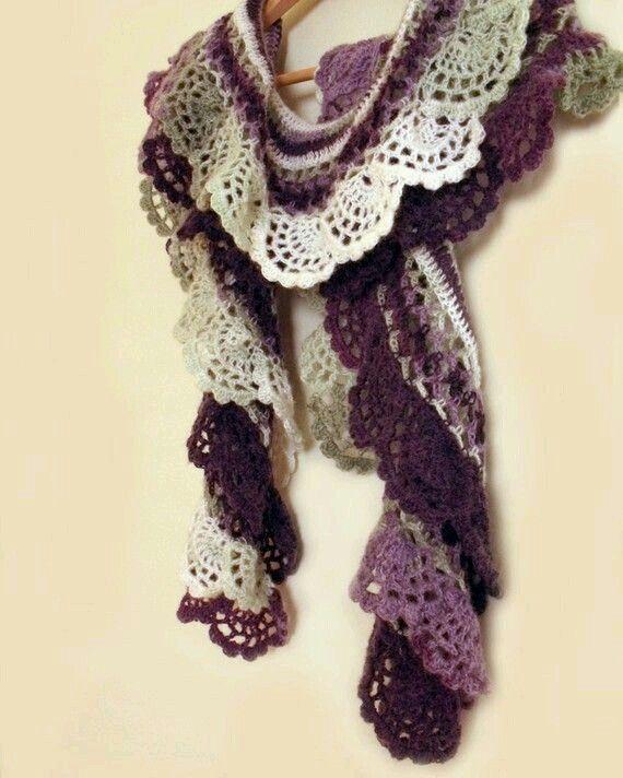 Pin von Rosa DeSantiago auf knitting& crochet | Pinterest