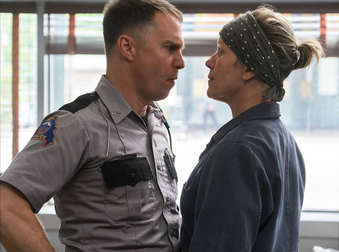 Awards Season Front Runner: 'Three Billboards Outside Ebbing, Missouri' has been nominated for 6 Golden Globe Awards, including Best Drama Motion Picture, Best Actress for Frances McDormand and Best Supporting Actor for Sam Rockwell. Swipe  to view more stills and red carpet moments from this awards season front runner.