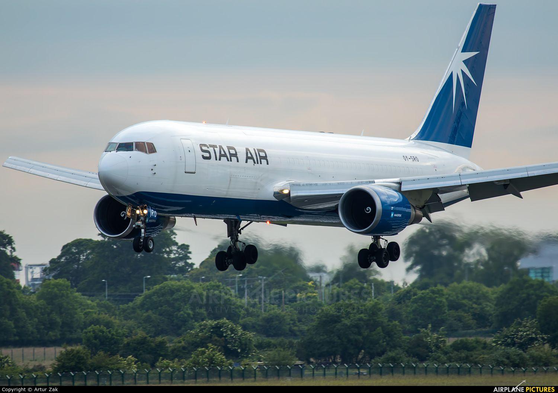 Star Air Freight Boeing 767 200f Photo By Artur Zak Boeing 767 Air Boeing