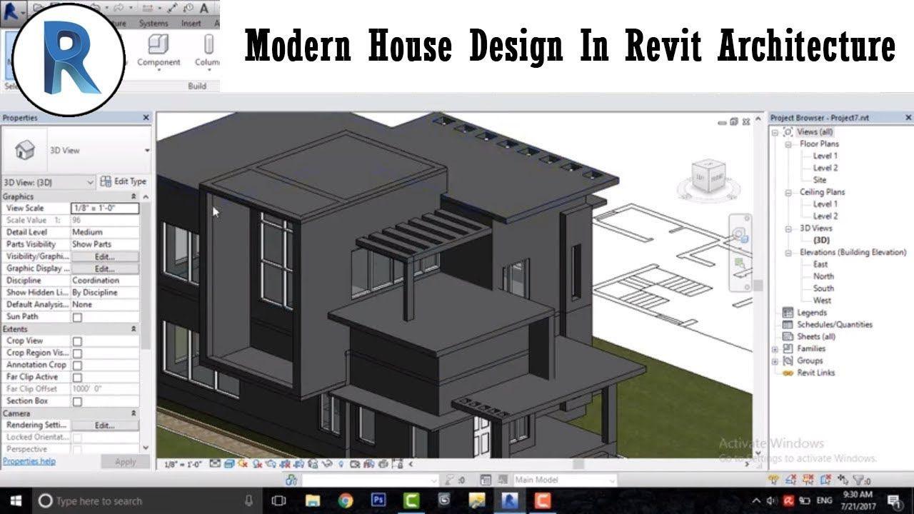 I Make Video Tutorials On Revit Archtecture My Website Https