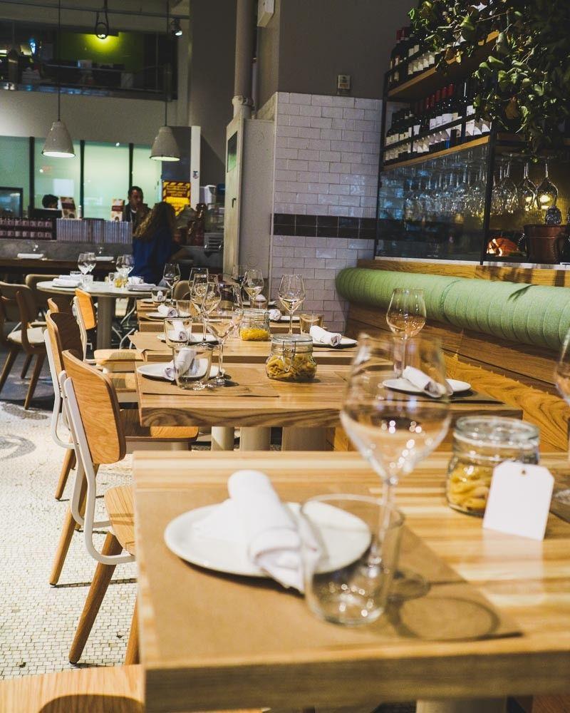 Where To Eat In New York Eataly Italian Market Flatiron