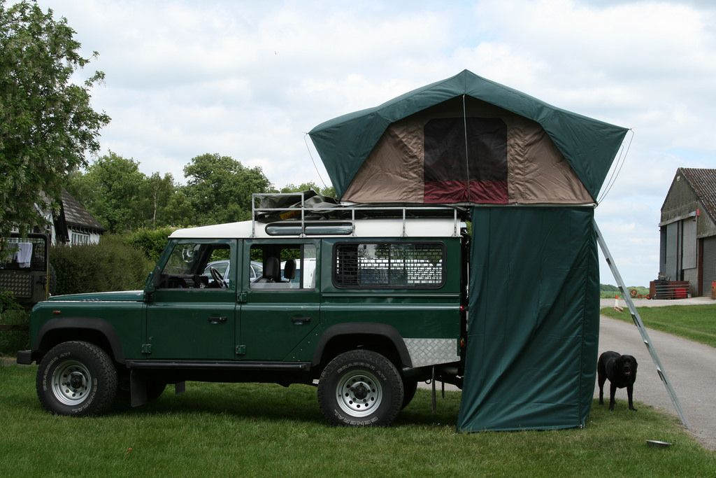 Myway 1 4m Evolution Roof Tent キャンプ テント ルーフテント