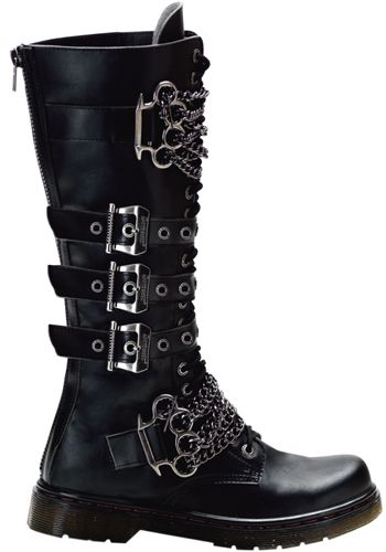 1ce4d01c2bf Demonia - Disorder 402 Boot