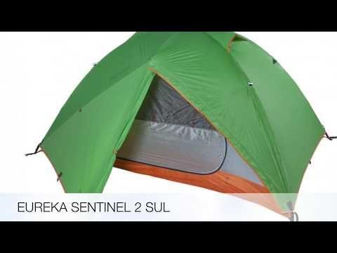 Licht Gewicht Tent : Eureka sentinel sul lichtgewicht tweepersoonskoepeltent