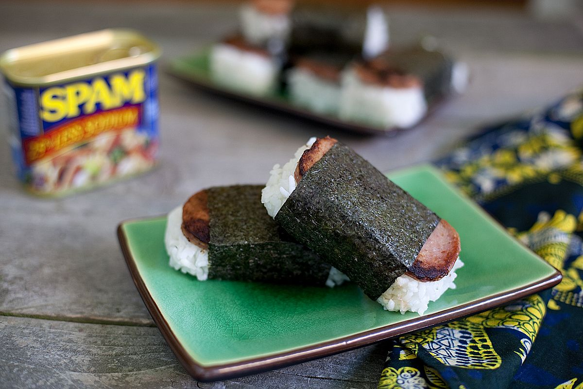 Easy hawaiian food eating richly media 9512 hawaiian food hawaiian food recipes spam musubi recipe easy hawaiian food eating richly even forumfinder Image collections