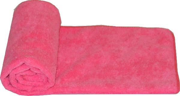 la serviette rouge