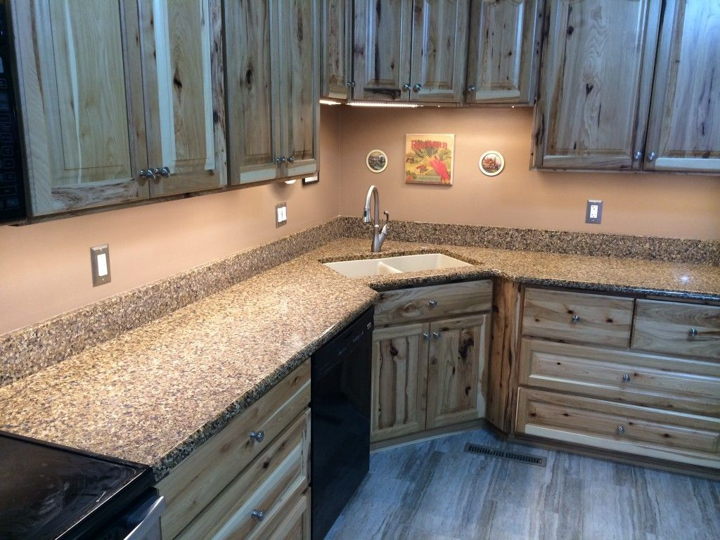 Best These Gorgeous Amish Kitchen Cabinets Are Made Out Rustic 400 x 300