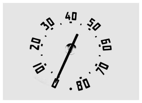 Chevrolet Speedometer Design Tipografia Letras