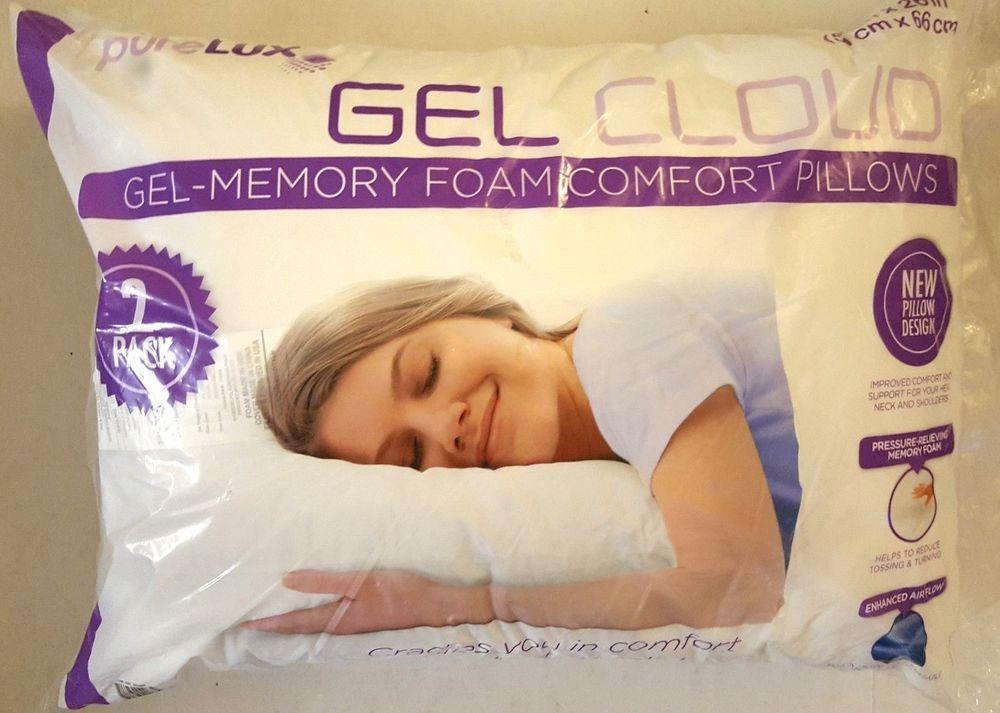 purelux pillow gel cloud online