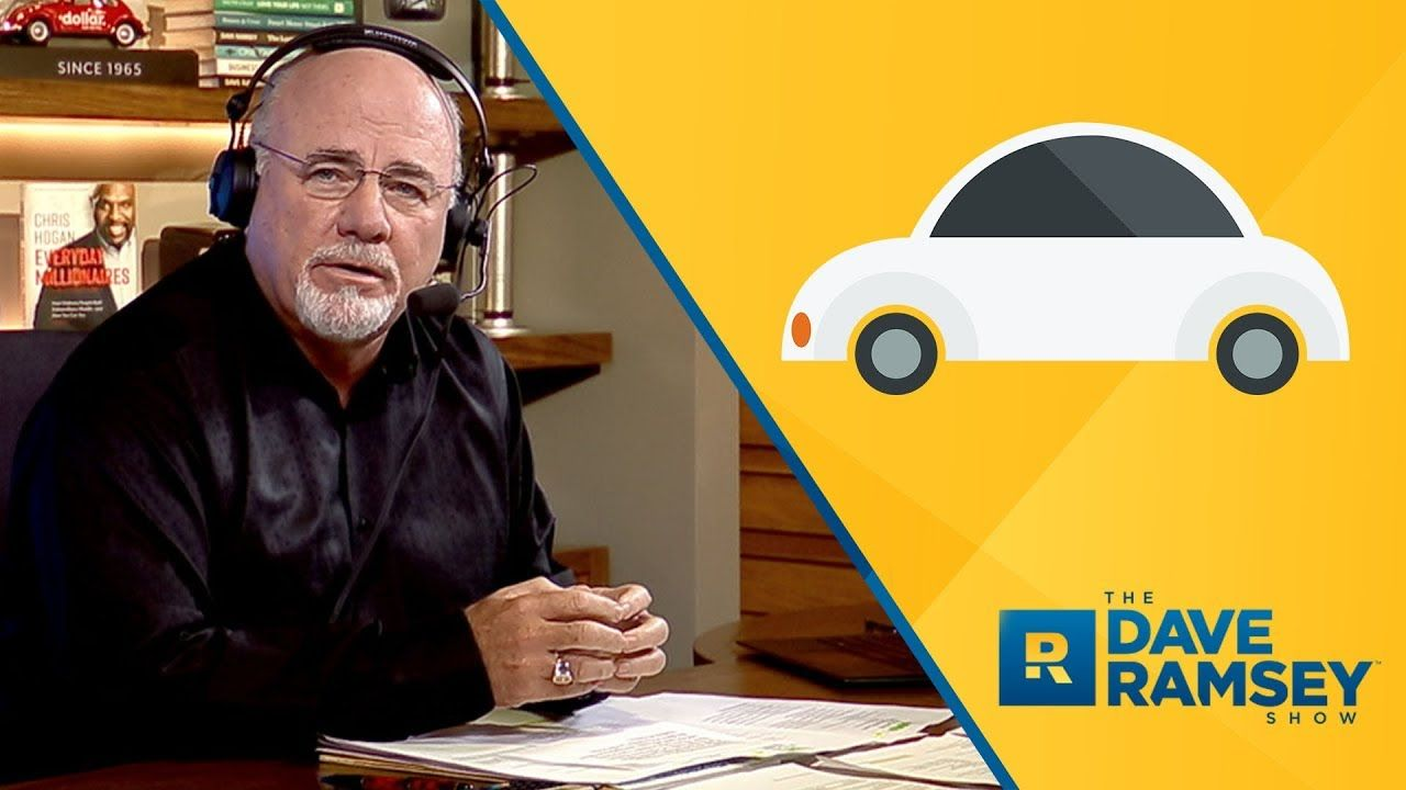 No Credit Card Required To Rent A Car Dave Ramsey Show Rent A Car Credit Card