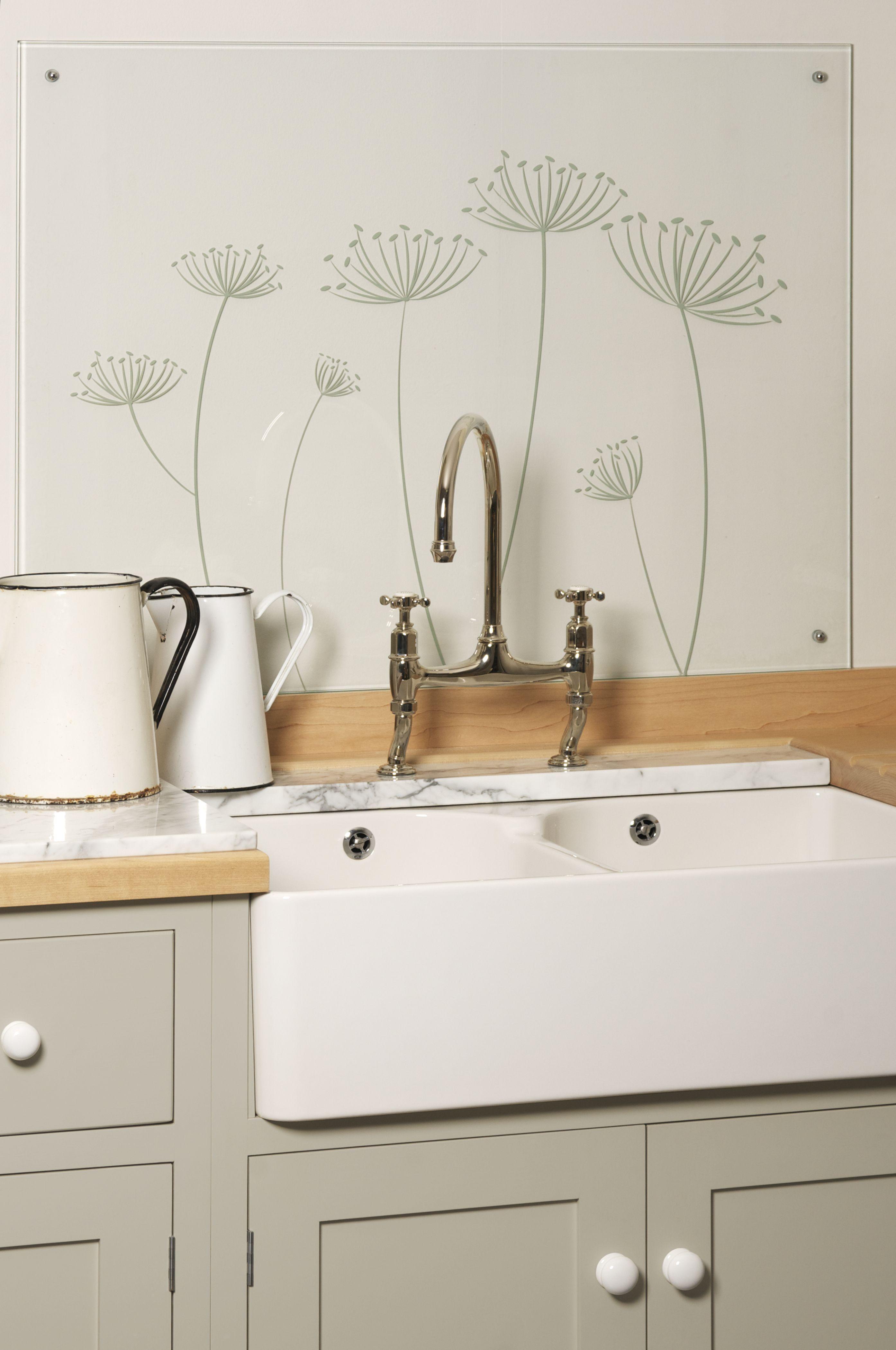 Fennel splashback by devol kitchens family kitchen pinterest
