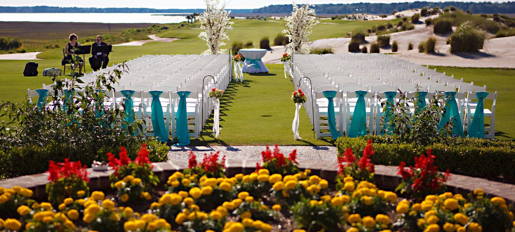 Hilton Head, SC Wedding Venues Colleton River Plantation