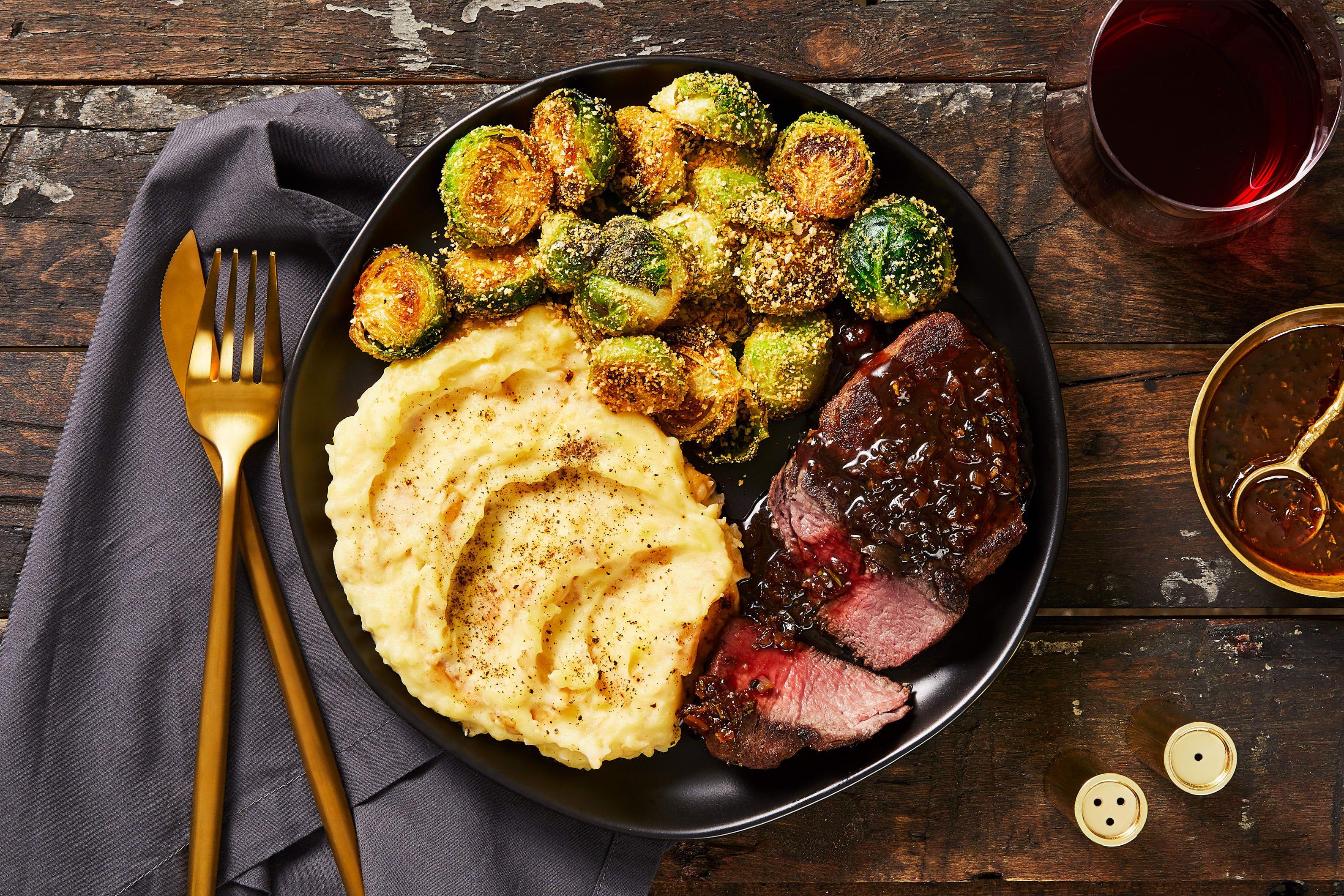 —denise bitner, reedsville, pennsylvania home. Balsamic & Fig Beef Tenderloin Recipe   HelloFresh   Recipe in 2020   Beef tenderloin recipes ...
