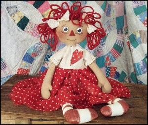 Download Lucy Ann - Rag Doll Sewing Pattern | Dolls & Clothing | YouCanMakeThis.com