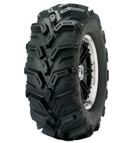 Front//Rear Rim Size: 14 Tire Application: All-Terrain 560372 Tire Type: ATV//UTV Tire Ply: 6 Position: Front//Rear ITP Mud Lite XTR Tire 27x11Rx14 Tire Construction: Radial Tire Size: 27x11x14