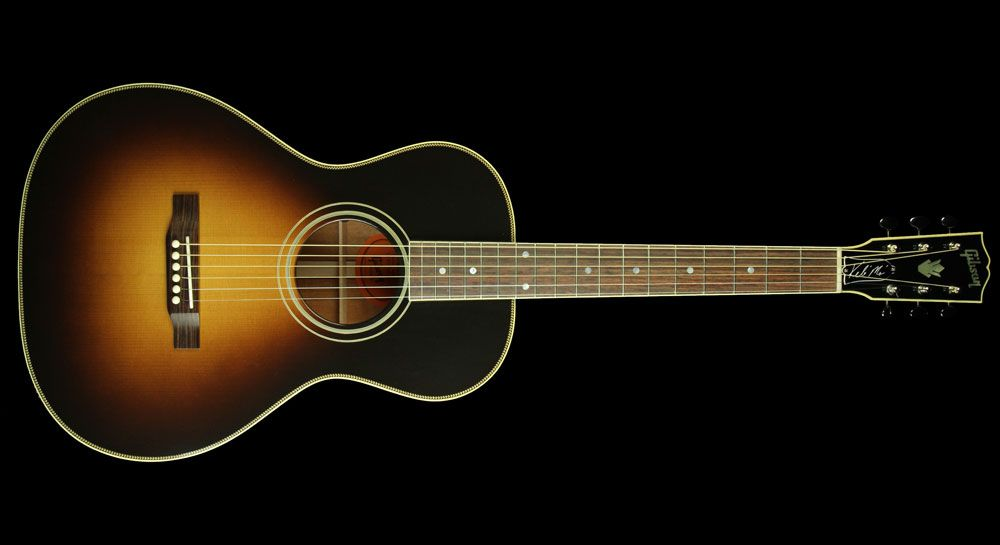 Gibson Keb Mo Signature Bluesmaster Acousticelectric Guitar Vintage
