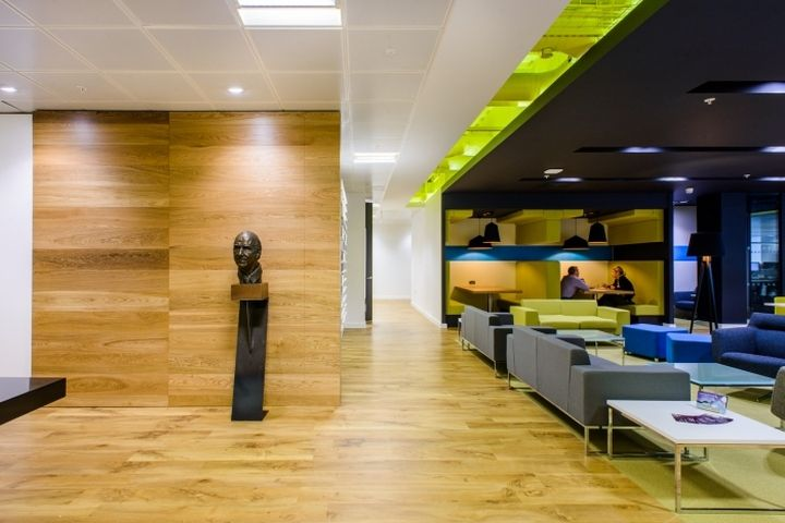 tsk group has developed a new office design for engineering