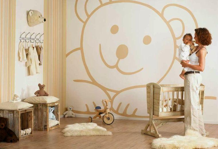 Decoración para paredes muy original | Pinterest | Decoracion para ...