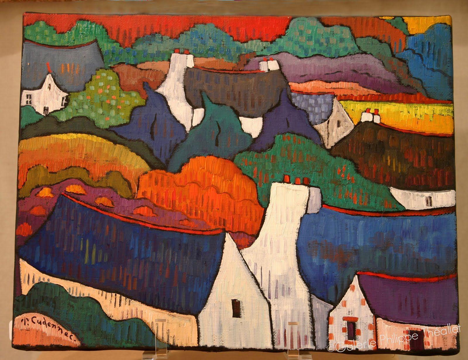 Voyage En Bretagne Avec Patrice Cudennec Bretagne Peinture