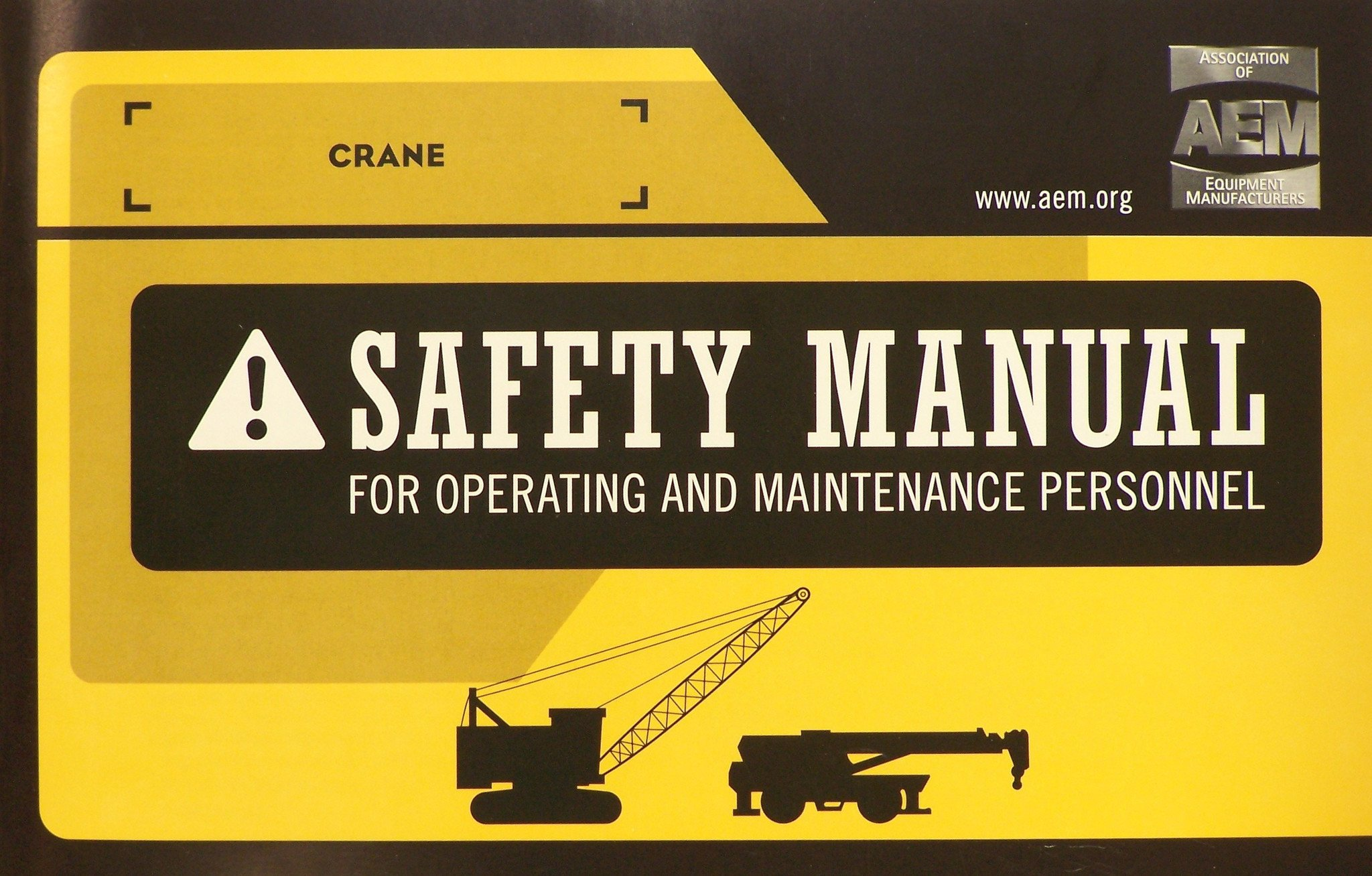 Crane Safety Manual  Safety And Products