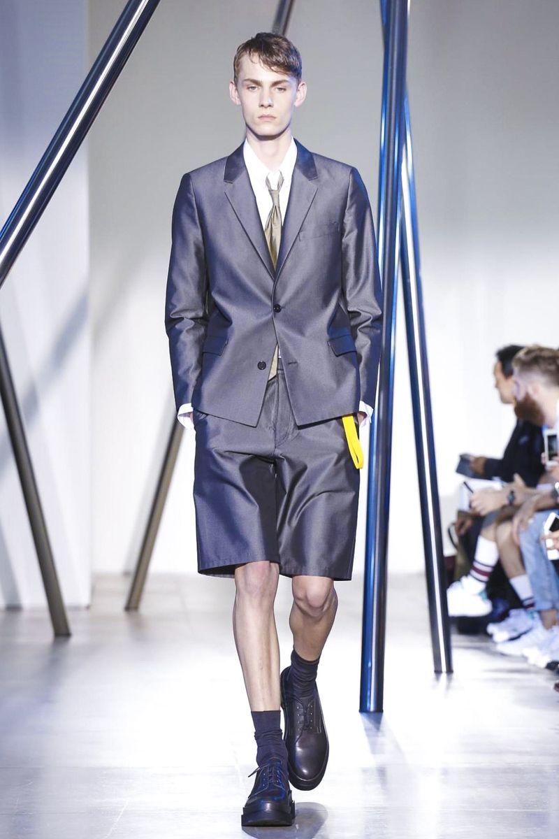 Jil Sander Menswear Spring Summer 2016 Milan - NOWFASHION