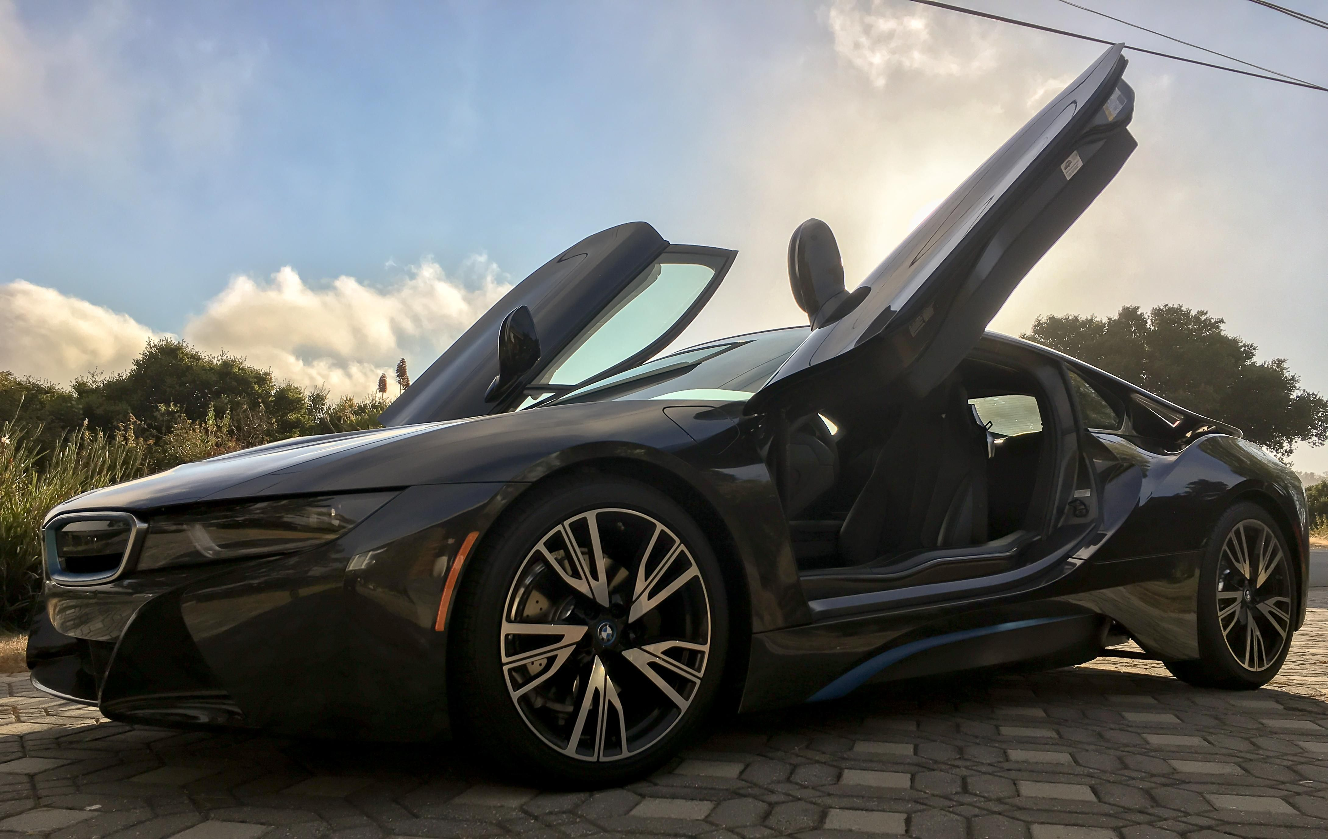 My 2016 BMW i8 [4359 2753][OC] see for